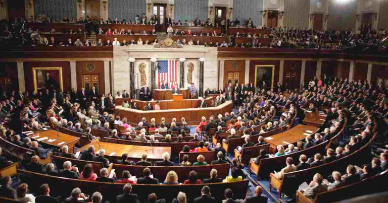 people low in self esteem and control blame personal problems on politics - US Congress meeting